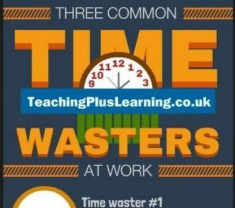 3 time wasters